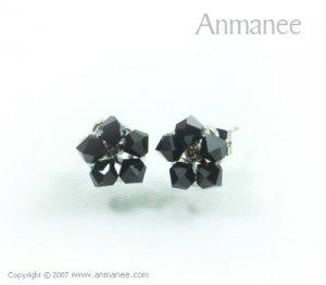Handcrafted Swarovski Crystal Earrings 010328