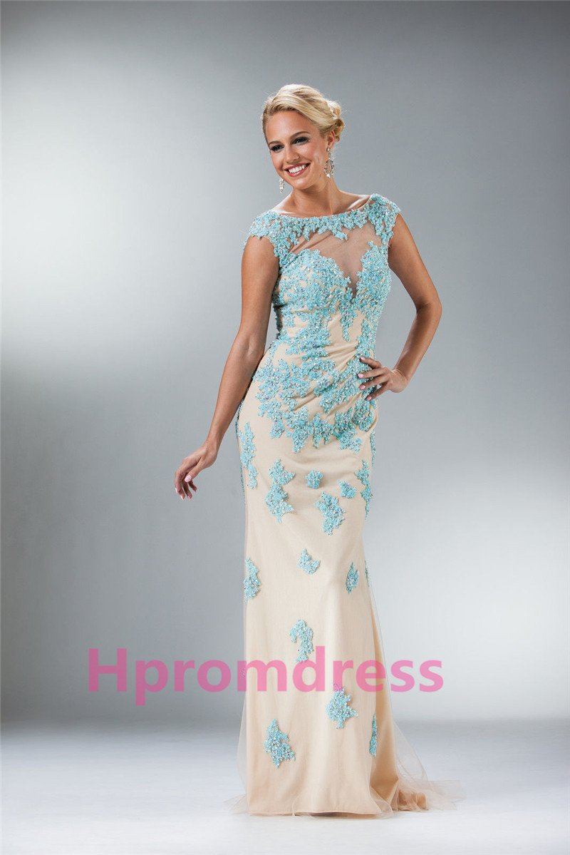 2014 sexy lace formal cocktail dress lace prom dress