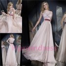 2015 New champagne prom dress long evening dress sexy bridal dress long prom dress