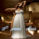 2015 New chiffon long Bridal Wedding Gown Prom Ball Evening Dress