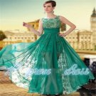 2015 New Long Sweetheart Chiffon Girls' Evening Formal Prom Bridesmaid Dresses