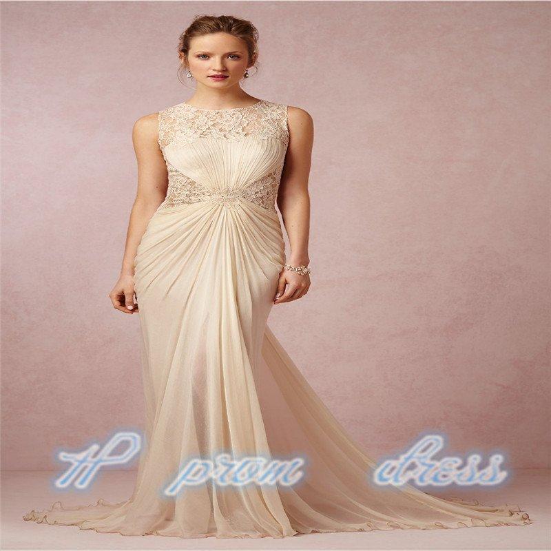 2015 New Arrival Elegant A-line Floor-length Crystal Chiffon White Long Evening Dresses