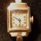 Watch Vintage 1950's Rolled Gold Filled 7 Jewel Ladies Buren