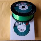 2 X Berkley Trilene Big Game Mono Fishing Line 25 LB 1200 YARDS SOLAR GREEN