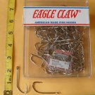 Eagle Claw fishhooks Saltwater size 6/0 LOT of 35 PCS