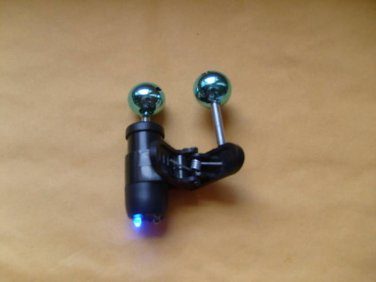 Electronic Intelligent Fishing Rod Light bells Alarm