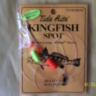 TIDE RITE KINGFISH SPOT HI - LO RIGS WITH 2 FLOATS 2 X LONG MUSTAD HOOKS 12 PACK