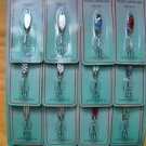 LURES Snapper HOLO Spoon Kastmaster Style 1/2oz 12 PCS