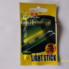 CLIP - ON LIGHT GLOW STICKS FLUORESCENT SIZE MEDIUM 10 RETAIL PACK NIGHT FISHING