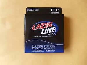 EAGLE CLAW - LAZER LINE *TOUGH* FISHING LINE 17LB 400Y