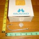 MUSTAD  SEA  KIRBY HOOKS SIZE 2 TINNED  50 PCS