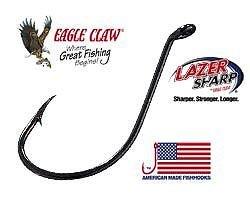 EAGLE CLAW OCTOPUS HOOKS  sz 7/0 pcs 50