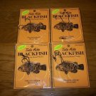 4 PACK  Blackfish/Tautog Hi-Lo Rigs Virginia MUSTAD HOOKS size 4