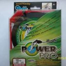 Power Pro Braid Fishing Line 10 lb X 300 Yd Vermillion Red EzSpool USA MADE