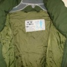 Swedish MIL M90 WINTER Field PARKA Jacket XL COAT KNEE LENGHT