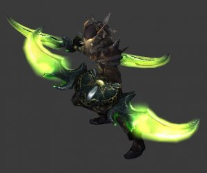 Betrayer Weapon Set