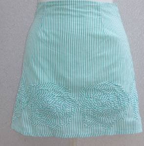 Judith March Large Skirt Womens Large Skirt Soul of the Sea ~