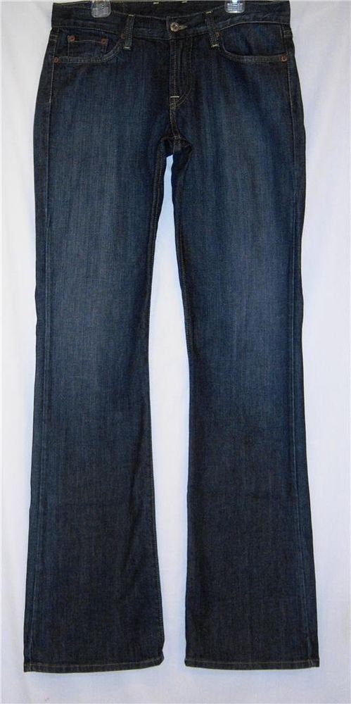 Lucky Brand Size 6 Jeans NEW Womens Size 6 Jeans Long Inseam Soul of the Sea