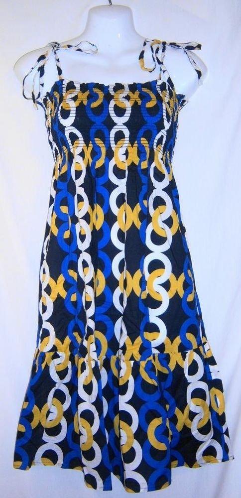 J Crew Small Dress NEW Womens Small Dress Sun Dress