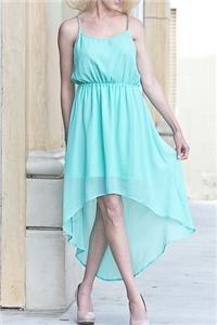 Womens Large Dress NWT Womens High Low Jeweled Dress