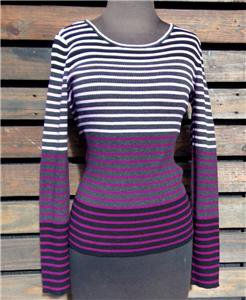 Womens Small Sweater NEW NWT Jones New York Small Shirt Original Price $79.00