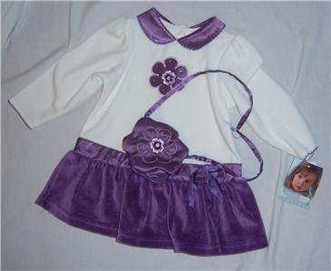 Vitamins Kids Size 18 Months Dress NEW Girls Size 18 Months Dress Gilligans ~~~~