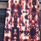 Womens Medium Skirt NEW NWT Living Doll Medium Maxi Skirt Original Price $35.00