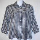 Chico's Size 0 Blouse New Womens Extra Small Top XS Gilligans Boutique ~~~~