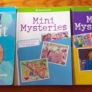 American Girl Mini Mysteries Book Lot of 3 Books Excellent Condition ~~~~~~~~~~~