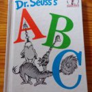 Dr Suess's ABC Morris The Moose Zack's Alligator Books I Can Read Book EX Cond ~