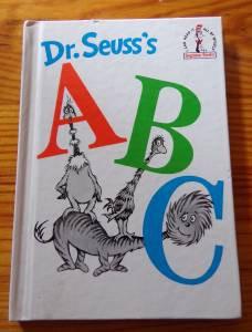 Dr Suess's ABC Morris The Moose Zack's Alligator Books I Can Read Book EX Cond ~