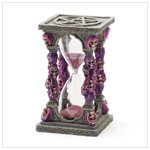 37072 purple grim reaper hourglass