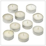 08000 TEALIGHT CANDLES