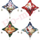 lot of 20 Christmas auto inflatable hangings (balloon)