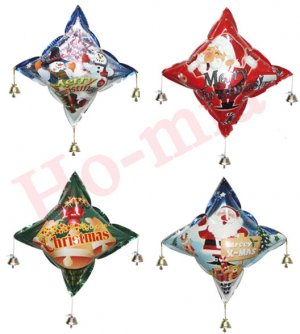 lot of 20 Christmas auto inflatable hangings (balloon)