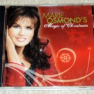 Marie Osmond's Magic Of Christmas CD 15trks