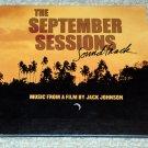 The September Sessions Soundtrack CD Jack Johnson