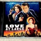 Love At Large Soundtrack CD Mark Isham, Warren Zevon