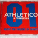 Athletico A Compilation CD Music For Inmates By Inmates