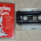 Anything Goes Soundtrack Cassette Tape Cole Porter