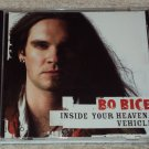 Bo Bice - Inside Your Heaven/Vehicle(featuring Richie Sambora) CD SINGLE 2 trks