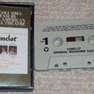 Camelot Original Broadway Cast Soundtrack Cassette Richard Burton, Julie Andrews