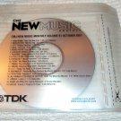CMJ New Music Monthly Vol. 97 PROMO CD Oct 2001 Ryan Adams, Orbital, Bob Marley