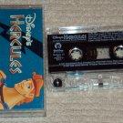 Disney's Hercules Original Soundtrack Cassette Alan Menken
