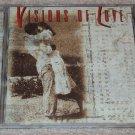 Jim Brickman's Visions Of Love CD Stephen Bishop, Peabo Bryson