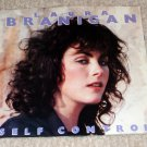 "Laura Branigan - Self Control/Silent Partners 7"" Picture Sleeve 45RPM Record"