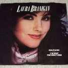 "Laura Branigan - Solitaire/I'm Not The Only One 7"" Picture Sleeve 45RPM Record"