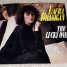 "Laura Branigan - The Lucky One/Breaking Out 7"" Picture Sleeve 45RPM Record"