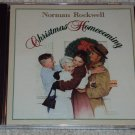 Norman Rockwell - Christmas Homecoming CD 12trks