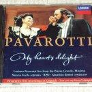 Pavarotti - My Heart's Delight CD Live Modena 1993
